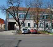 A Gyulai Törvényszék Cégbírósága és a Gyulai Közigazgatási és Munkaügyi Bíróság épülete