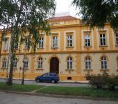 A Szarvasi Járásbíróság épülete