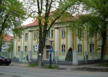 A Békéscsabai Járásbíróság épülete